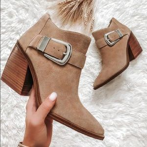 Vince Camuto Western Boot